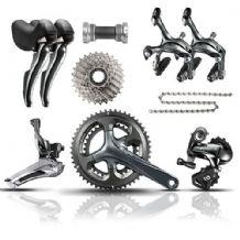 SHIMANO TIAGRA 4700 FULL GROUPSET - DOUBLE - 10 SPEED